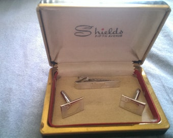 Shields fifth avenue cufflink set
