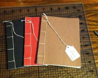 4 hole Japanese-Stitch Journal