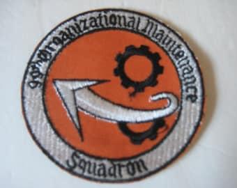 99th organizational maintenance patch U S A F
