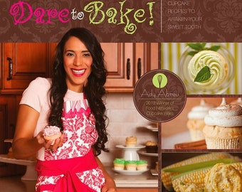 Dare to Bake! Recipe book