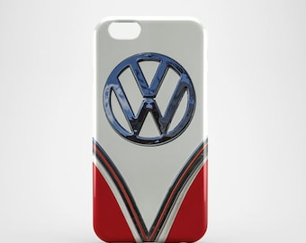 VW Campervan iPhone 5 Case, hipster iPhone 5 case, cool iphone 5 case, vintage iPhone 5 case, Retro iPhone 5 case, cell phone covers