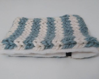 Child's Fleece-Lined Neck Warmer