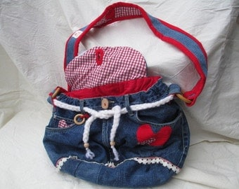 "Jeans pocket ""Sweetheart"""