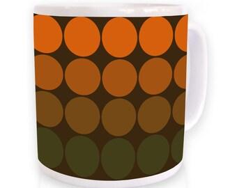 Circles standard mug