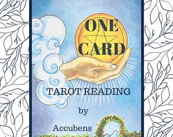 One Card Psychic Tarot Reading