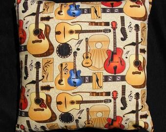 Guitar Cushion!