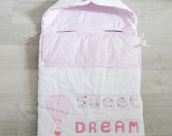 nest of Angel for baby car seat