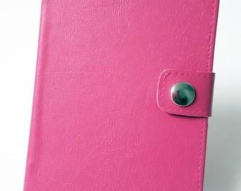 Hot Pink Mini Sketchbook - Little Journal