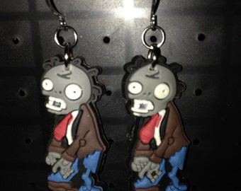 Earrings, Zombie Earrings, Zombie Jewelry