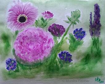 Flowers in June