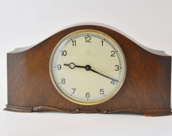 Buffetuhr table clock 1930
