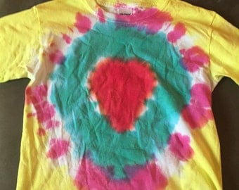 Tie Dye Youth Small