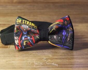 Dr strange Bow tie - Bowtie marvel comics doctor strange costume doctor strange cosplay