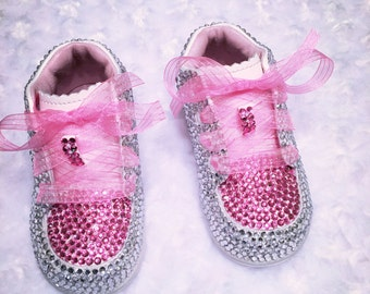 Bling Baby Walking Shoes