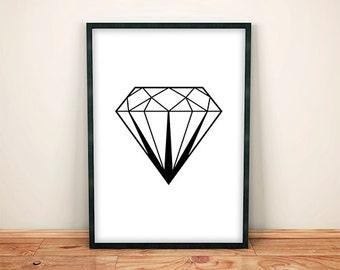 Diamant PRINT