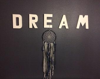 DreamCatcher - caught blue dreams