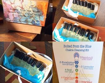 Chakra Cleansing Kit