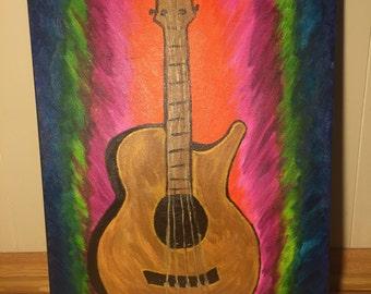 16x20- Funky Guitar