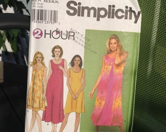 Simplicity sewing pattern 9119