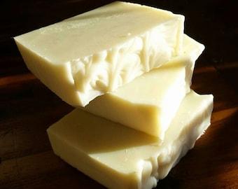 Pure & Natural cold process soap