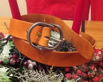Handmade leather belt, ladies belt, gents belt,