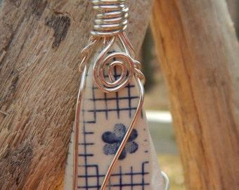 Pottery Necklace #145