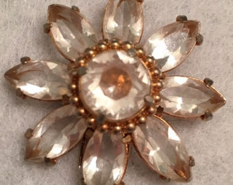 Vintage Judy Lee brooch
