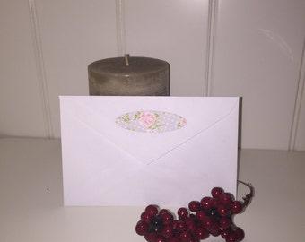 envelopes vintage romantic