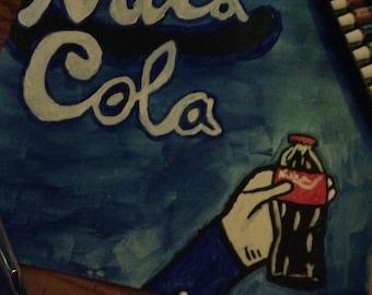 Nuka Cola painting