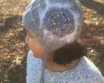 girls warm winter hat