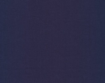 Ocean Blue, Cirrus Solids Collection, Cloud 9 Fabrics, 100% GOTS-certified organic cotton, 1 yard