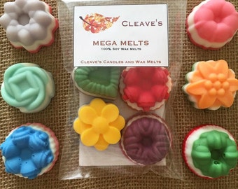 Mega Melts Pic 'n' Mix - Soy Wax Melts