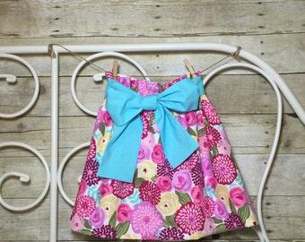Ashton Floral Skirt Handmade Skirt Floral