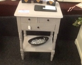 Hand Painted Hall Table
