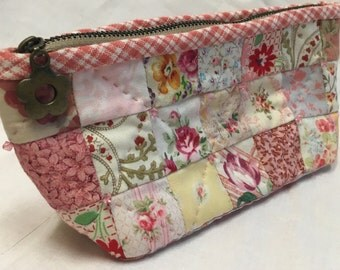 Lovely Flower small Purse/Pouch