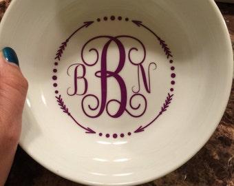 Ring/watch dish customized
