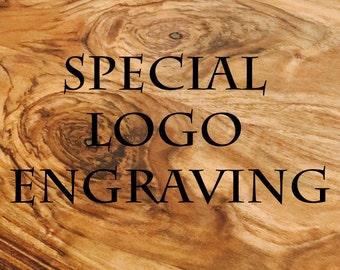 Special Logo Engraving