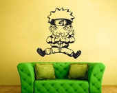 rvz1826 Wall Decal Sticker Anime Manga Poster Girl Naruto Final Fantasy Hero Face featured image