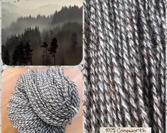 HUGE 2 PLY HandSpun Yarn