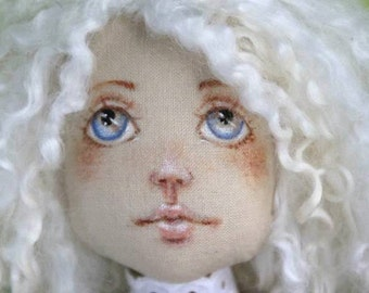 Doll, art doll, 13 zoll