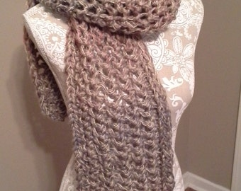 Soft and Airy Scarf
