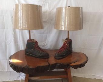 Ski Boot Lamps
