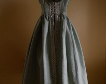 Renaissance Medieval Overdress Girl's