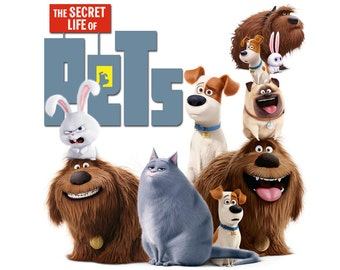 The Secret Life Of Pets Movie 2016 Clipart