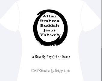 Names of God T shirt