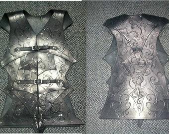 Leather LARP Armor