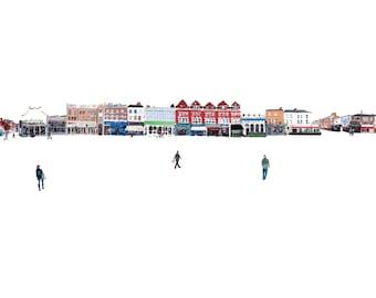 Northcote Road Prints