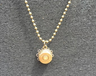 Bullet pendant