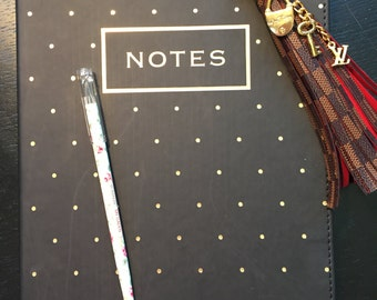 Large hand bound Notebook