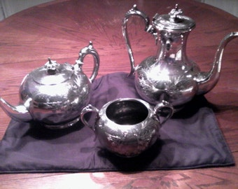 Vintage silver trio shenfield brothers 1910's